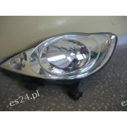 Peugeot 107 lewa lampa reflektor + silniczek