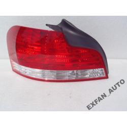 BMW1 coupe cabrio e82 e88 lewa lampa tył oryginał Pozostałe