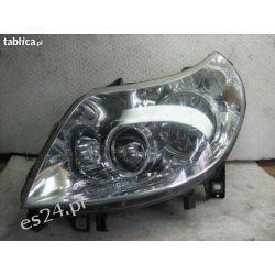 Fiat Ducato Jumper reflektor lewa lampa Oryginał