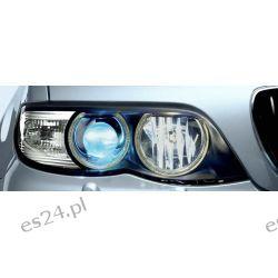 BMW5 e39 lampa xenon - naprawa i regeneracja reflektora ksenon