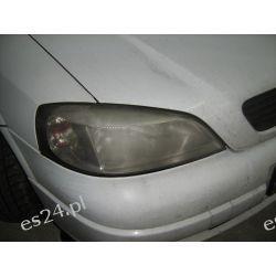 Opel Astra II lampy - regeneracja reflektorów