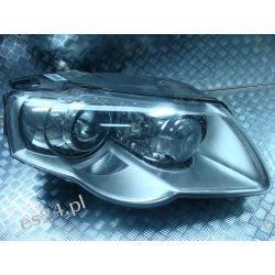 VW Passat B6 bi-xenon ksenon prawa lampa przód