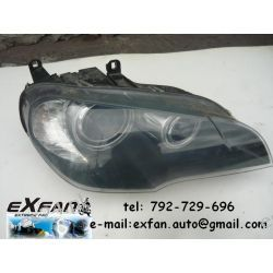 prawa lampa BMW X5 ksenon nie skrętna