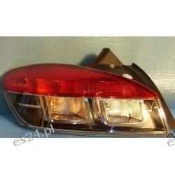 Renault Megane III Coupe lewa lampa Oryginał