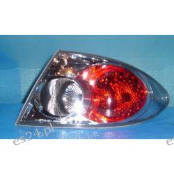 Mazda 6 sedan prawa lampa Oryginał Lampy tylne