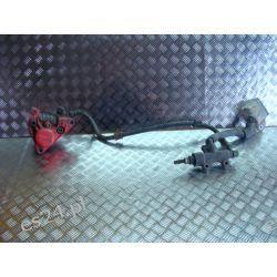Honda NSR 125 zacisk pompa cały kompletny układ hamulcowy tył Lampy tylne