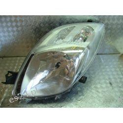 Toyota Yaris nowy model lewa lampa przód