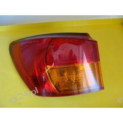 Lewa lampa tylna lexus IS220 tył  Lampy tylne