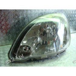 Toyota Yaris I lift lewa lampa przód Lampy tylne