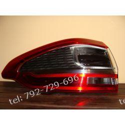 Ford S-MAX 2009-11 lampa tylna lewa