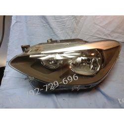 BMW 1 F20 LAMPA LEWA PRZÓD Lampy tylne