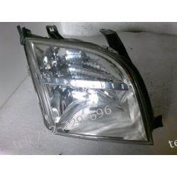 Lampa prawa przód  Ford fusion 2002-2005  Lampy tylne