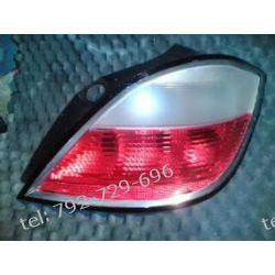 """Opel Astra III prawa lampa tył """"pajaczek"""" , szczelna Lampy tylne"""