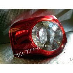 VW Passat B6 lewa lampa tył, kombi, cała, LED Lampy tylne