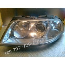 VW PASSAT B5 LIFT LAMPA LEWA PRZÓD Lampy tylne