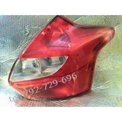 Ford Focus prawa lampa tył, oryginał, cała