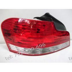 BMW 1 lewa lampa tył LED, z wkładem, cała Lampy tylne