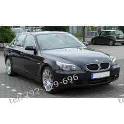 BMW 5 model e60 - regeneracja reflektora