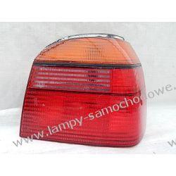 VW GOLF 3 PRAWA LAMPA TYŁ kompletna
