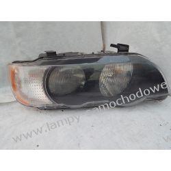 BMW X5 PRAWA LAMPA PRZÓD Lampy tylne