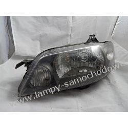 MAZDA 323 F LIFT LEWA LAMPA PRZÓD Pozostałe