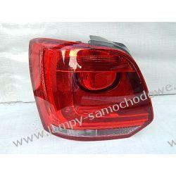 VW Polo 6R0 lewa lampa tył
