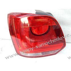VW Polo 6R0 lewa oryginalna lampa tył