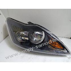 Ford Focus II prawa czarna lampa EUROPA