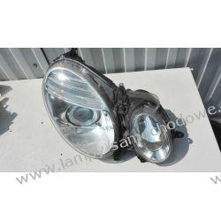 MERCEDES W211 LIFT PRAWA LAMPA PRZÓD