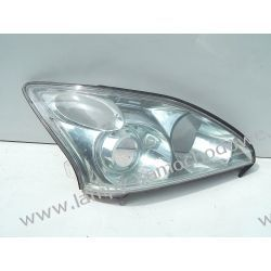 LEXUS RX300 RX350 PRAWA KLOSZ LAMPY