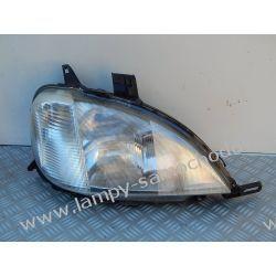MERCEDES ML W163 PRAWA LAMPA PRZÓD