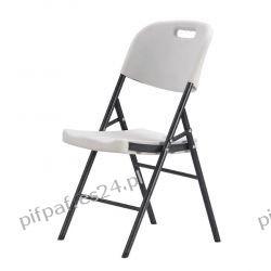 Krzesło Cateringowe - wytrzymałe - składane