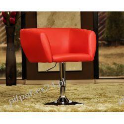 Hoker, Fotel barowy - kuchenny STANLEY RED
