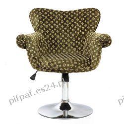 Fotel biurowy, Fotel obrotowy SAN DIEGO Brown