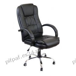 Duży Fotel biurowy, obrotowy do komputera RELAX Biuro i Reklama
