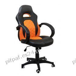Fotel Sportowy Obrotowy dla Gracza NITRO SPEED Biuro i Reklama