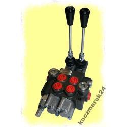 Rozdzielacz hydrauliczny 2 sekcyjny