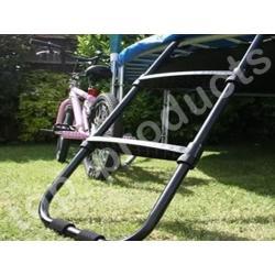 Bezpieczna drabinka do trampoliny od 8FT do 16FT.