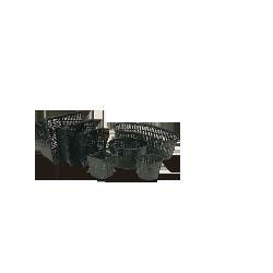 Kosze na rośliny i mata kokosowa Kosz na rośliny 45 x 18 cm OASE Toruń Przewody kroplujące