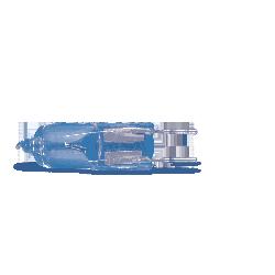 Żarówka halogenowa 12V / 75 W OASE TORUŃ Przewody kroplujące