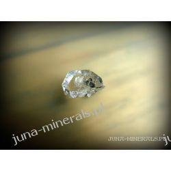 Herkimer - kryształ Skamieliny, minerały i muszle