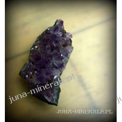 Ametyst surowy - 0,1 kg Skamieliny, minerały i muszle