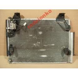 Chłodnica klimatyzacji Toyota Hilux 2005- Wentylatory chłodnicy