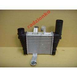 Chłodnica powietrza Smart Forfour 2004-2007 Wentylatory chłodnicy