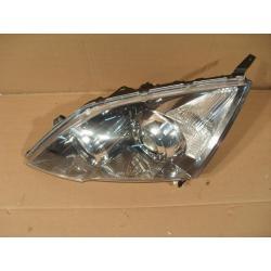 Reflektor lewy Honda CRV 2007-... Wentylatory chłodnicy