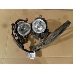 Halogen lewy+prawy Mitsubishi Pajero 2003-2006... Wentylatory chłodnicy