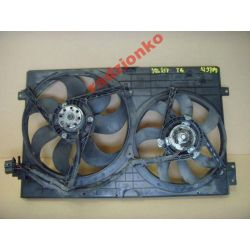 Wentylatory z obudową VW Bora 1998-2002