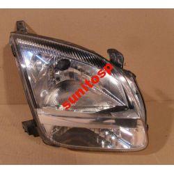 Reflektor prawy Suzuki Ignis 2003- Wentylatory chłodnicy