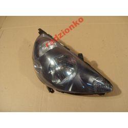 Reflektor prawy Honda Jazz 2002-2005 Wentylatory chłodnicy