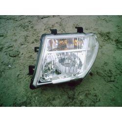 Reflektor lewy Nissan Navara Pathfinder 2005-2008